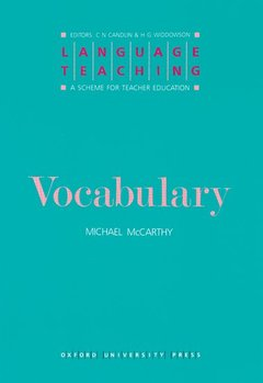 Cover of the book Vocabulary