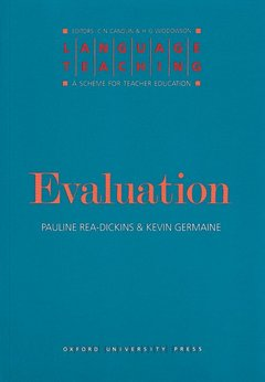Cover of the book Evaluation