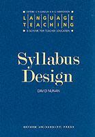 Cover of the book Syllabus design (Paper)