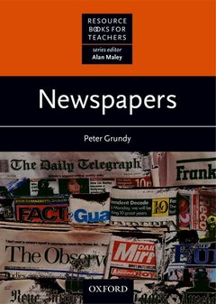 Cover of the book Newspapers, resource books for teachers