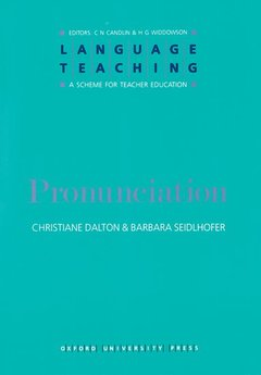Cover of the book Pronunciation