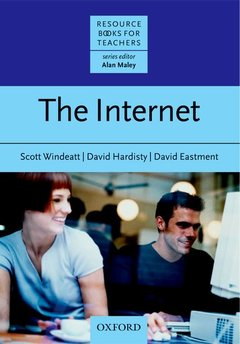 Cover of the book The internet