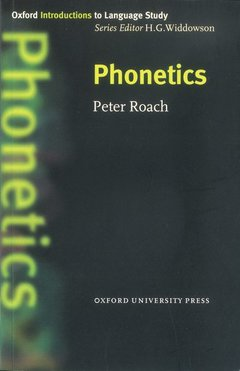 Cover of the book Phonetics
