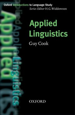 Cover of the book Applied linguistics