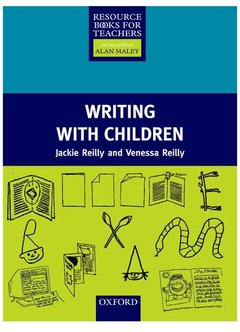 Cover of the book Writing with children
