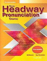 Cover of the book New headway pronunciation course pre-intermediate: student's book