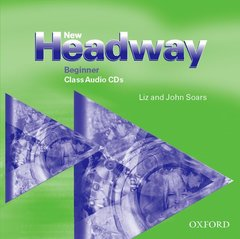 Cover of the book New headway beginner: class audio cds (2) (cd-rom)