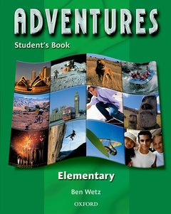 Cover of the book Adventures elementary: student's book