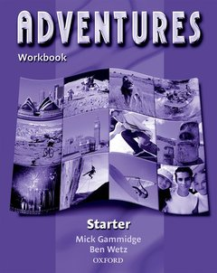 Cover of the book Adventures starter: workbook