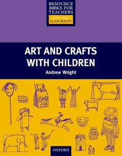 Cover of the book Art and crafts with children