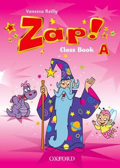 Cover of the book Zap! a: class book