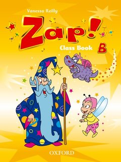 Cover of the book Zap! b: class book