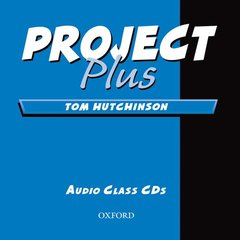 Cover of the book Project plus: project plus class audio cds (3) (cd-rom)