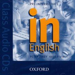 Cover of the book In english pre-intermediate: class audio cds (2) (cd-rom)