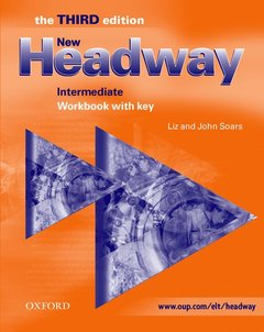Cover of the book New headway intermediate - the third edition: workbook (with key)