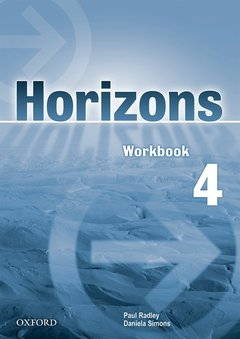 Cover of the book Horizons 4: workbook