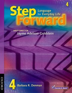 Cover of the book Step forward 4: student book: language for everyday life