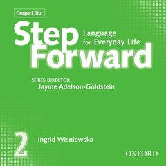 Cover of the book Step forward 2: class cds (3)