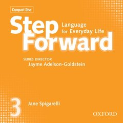 Cover of the book Step forward 3: class cds (3)