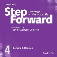 Cover of the book Step forward 4: class cds (3)
