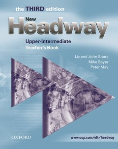 Cover of the book New headway upper-intermediate - the new edition: teacher's book