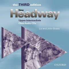 Cover of the book New headway upper-intermediate - the new edition: class audio cds (2) (cd-rom)