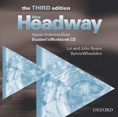 Cover of the book New headway upper-intermediate - the new edition: student's workbook cds (cd-rom)