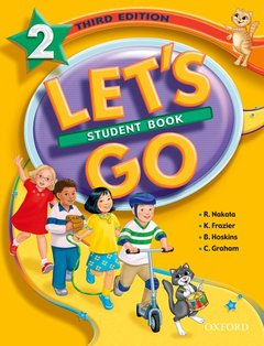 Cover of the book Let's go 2: student book