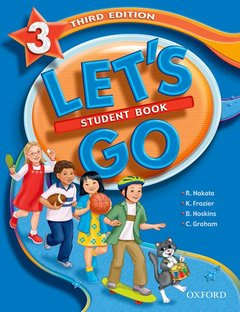 Cover of the book Let's go 3: student book