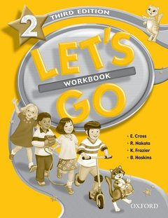 Cover of the book Let's go 2: workbook