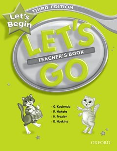 Cover of the book Let's begin: teacher's book