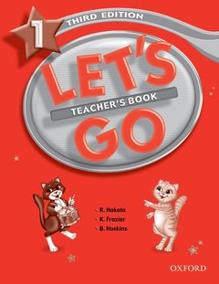 Cover of the book Let's go 1: teacher's book