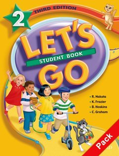 Cover of the book Let's go 2b