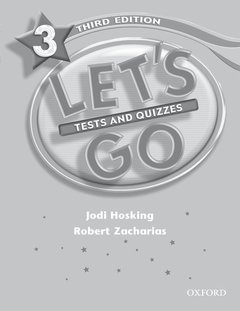 Cover of the book Let's go 3: tests a quizzes