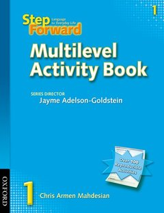 Cover of the book Step forward 1: multilevel activity book