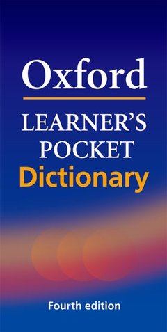 Cover of the book Learner's pocket dictionary 4/e