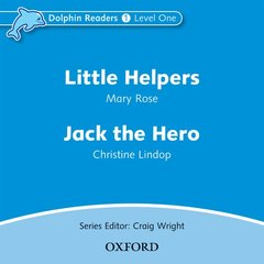 Cover of the book Dolphin readers audio cds: little helpers & jack the hero audio cd (cd-rom)