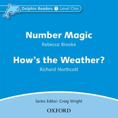 Cover of the book Dolphin readers audio cds: number magic & how's the weather? audio cd (cd-rom)