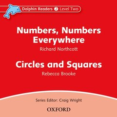 Cover of the book Dolphin readers audio cds: numbers, numbers everywhere & circles and squares audio cd (cd-rom)