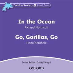 Cover of the book Dolphin readers audio cds: in the ocean & go, gorillas, go audio cd (cd-rom)