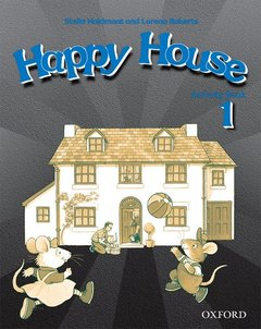 Cover of the book Happy house 1: activity book