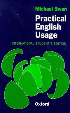 Cover of the book Practical english usage: international student edition (only available in certain countries) international student's edition - only available in