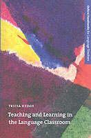 Cover of the book Teaching and learning in the language classroom