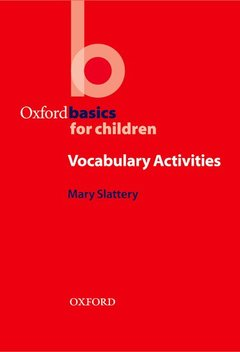 Cover of the book Vocabulary activities