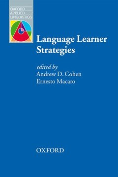Cover of the book Language learner strategies: 30 years of research and practice
