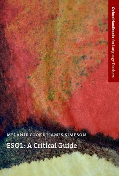 Cover of the book Esol: a critical guide