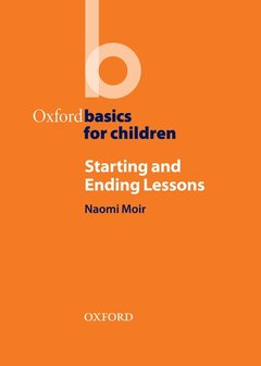 Cover of the book Starting and ending lessons