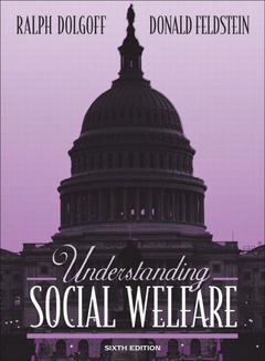 Couverture de l'ouvrage Understanding social welfare (6th ed )