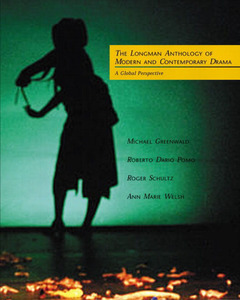 Couverture de l'ouvrage Longman anthology of modern and contemporary drama, the