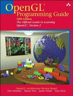 Cover of the book OpenGL® programming guide, the official guide to learning OpenGL®, Version 2
